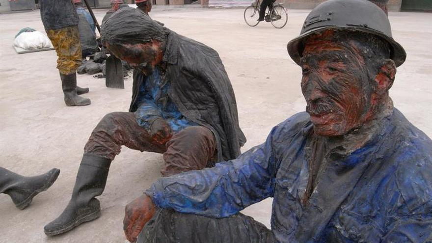 Diez mineros mueren en dos accidentes laborales en el centro de China