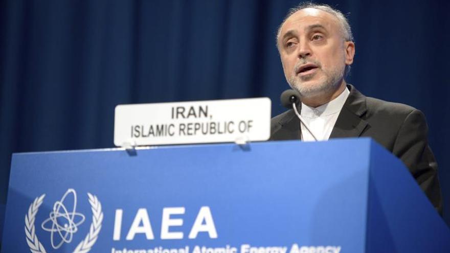 Irán suspende hoy el enriquecimiento de uranio al 20 por ciento