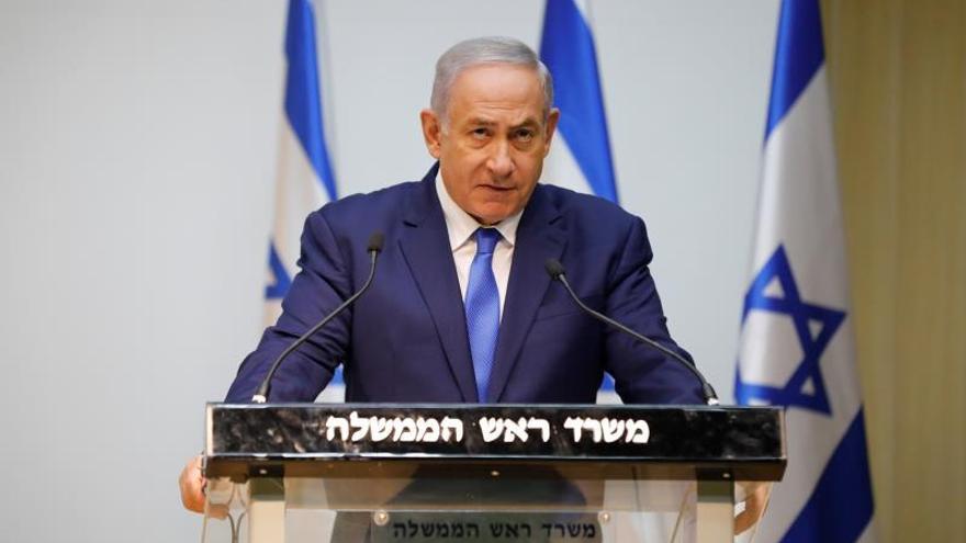 """Netanyahu dice que Israel """"se protegerá"""" ante la retirada de EEUU en Siria"""