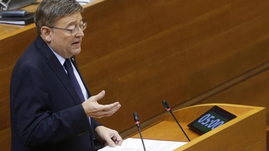 Ximo Puig dice que es momento de reconducir situación en Cataluña con diálogo