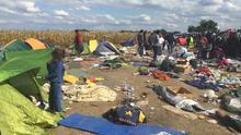 Once reflexiones a la vuelta de Hungría sobre esta crisis de refugiados
