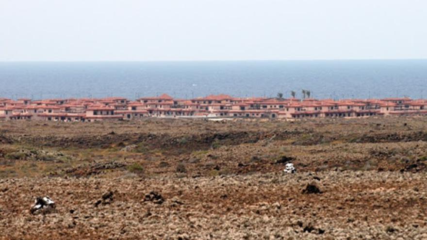 Casas de Majanicho.