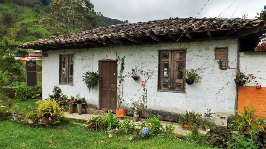 Casa en Pijao, uno de los rincones más espectaculares del Eje Cafetero de Colombia. young shanahan