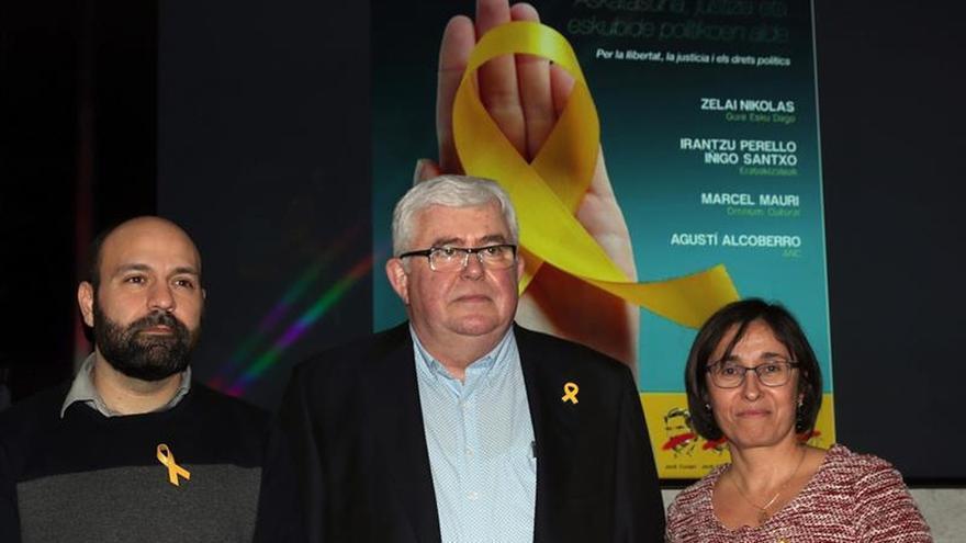 """Alcoberro (ANC): """"jordis"""" empiezan a pensar que pueden estar años en prisión"""