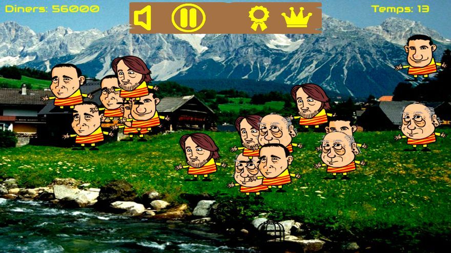 Pujol Gate videojuego