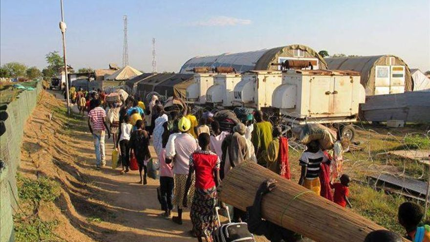 La ONU confirma la muerte de dos cascos azules indios en un ataque en Sudán del Sur
