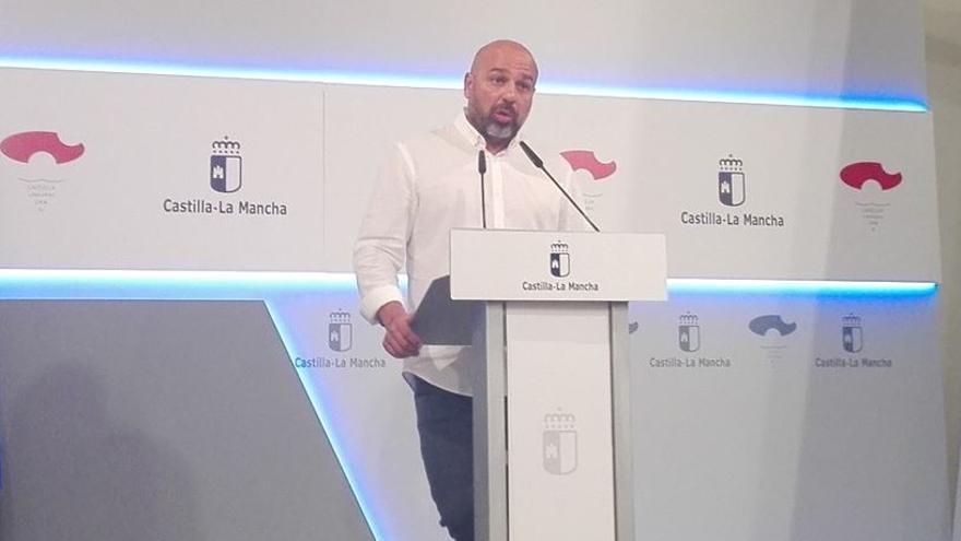 El vicepresidente segundo y secretario regional de Podemos, José García Molina / EP
