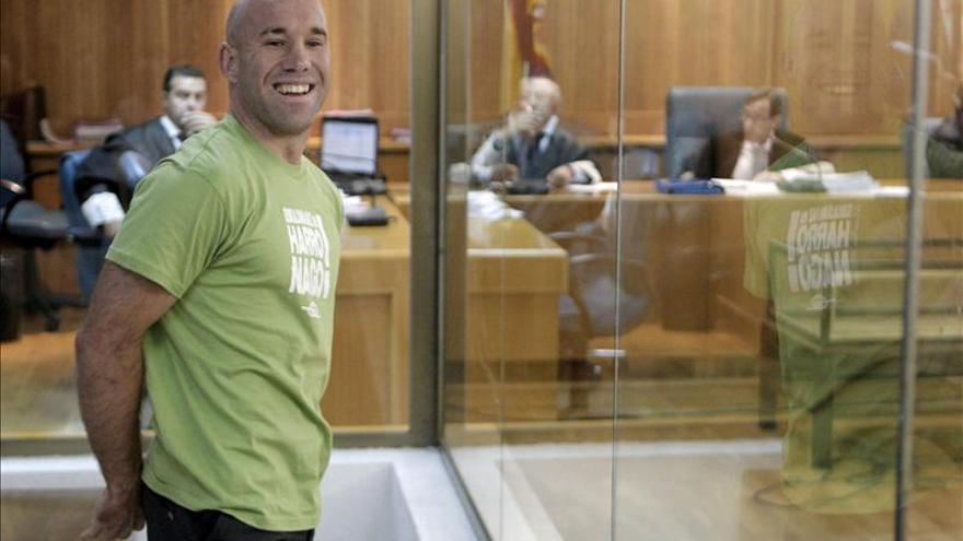 El fiscal pide 60 años de pena para un acusado de atentar contra Ignacio Uría