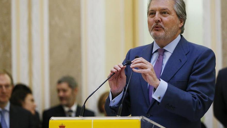 PP, PSOE y C's pactan fijar en seis meses las bases para sustituir la Lomce