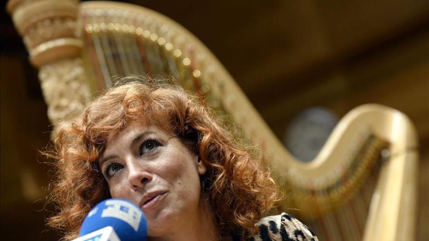 La soprano Pilar Jurado actuará en el concierto contra el trabajo infantil
