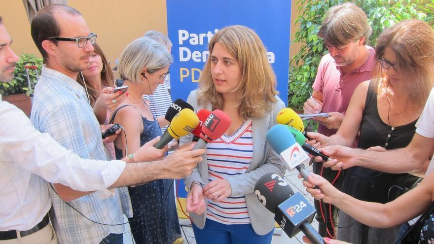 El PDeCAT avala el cambio de Govern y mantiene a los consellers cesados en los órganos del partido
