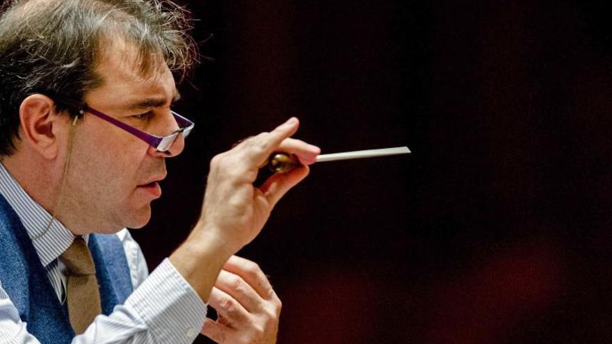 Daniele Gatti, director musical del Teatro de la Ópera de Roma