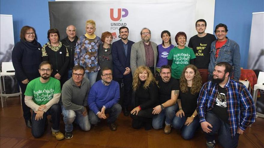 Garzón: IU no se sumará al consenso del miedo que recorta derechos civiles