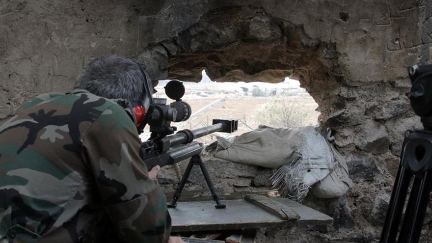 Mueren al menos 14 personas en bombardeos en el noreste de Siria