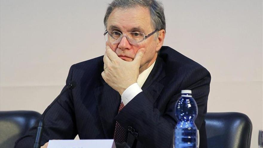 El gobernador del Banco de Italia investigado por la intervención de una entidad