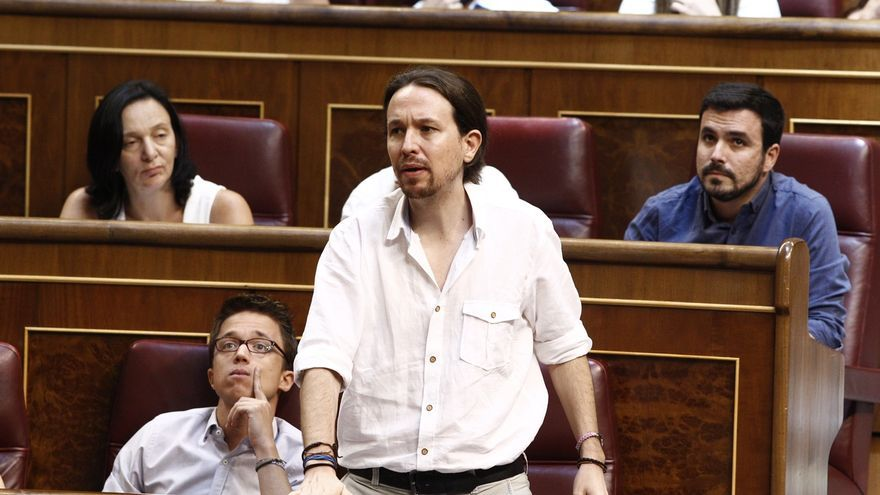 Pablo Iglesias abre ahora la puerta a no apoyar el grupo propio para Convergència en el Congreso