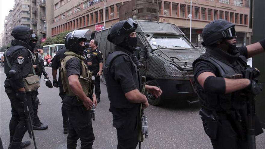 Más de 30 detenidos, incluida una conocida activista, en unas protestas en Egipto