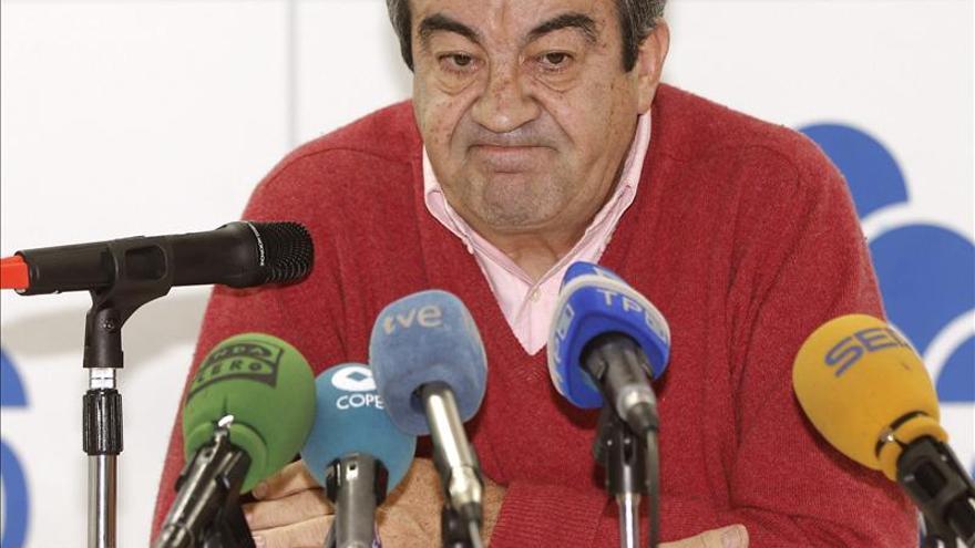 """Álvarez-Cascos declara mañana como testigo en el juicio del """"Prestige"""""""