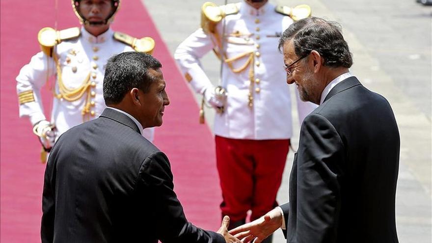 """Rajoy afirma que la declaración soberanista de Cataluña """"no sirve para nada"""""""
