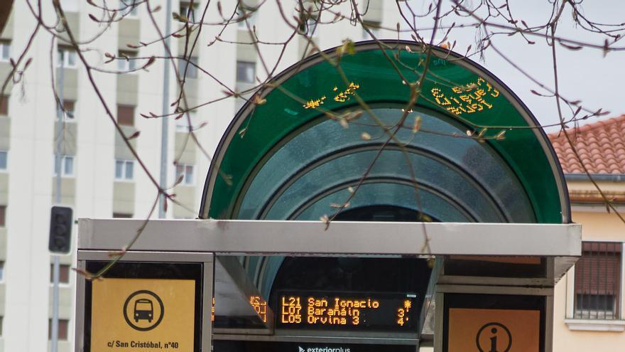 El transporte urbano comarcal reducirá desde el sábado el servicio diurno y dejará de prestar el nocturno