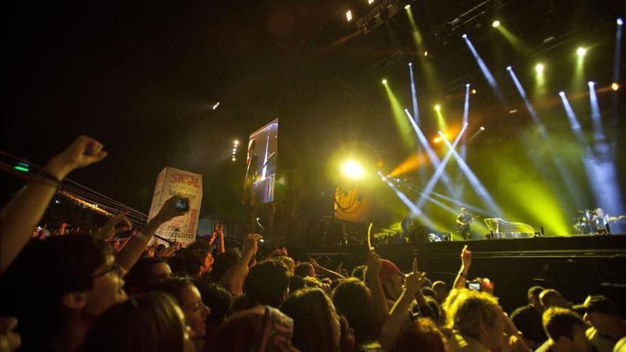 Muse, primer cabeza de cartel confirmado en el festival BBK Live de 2015