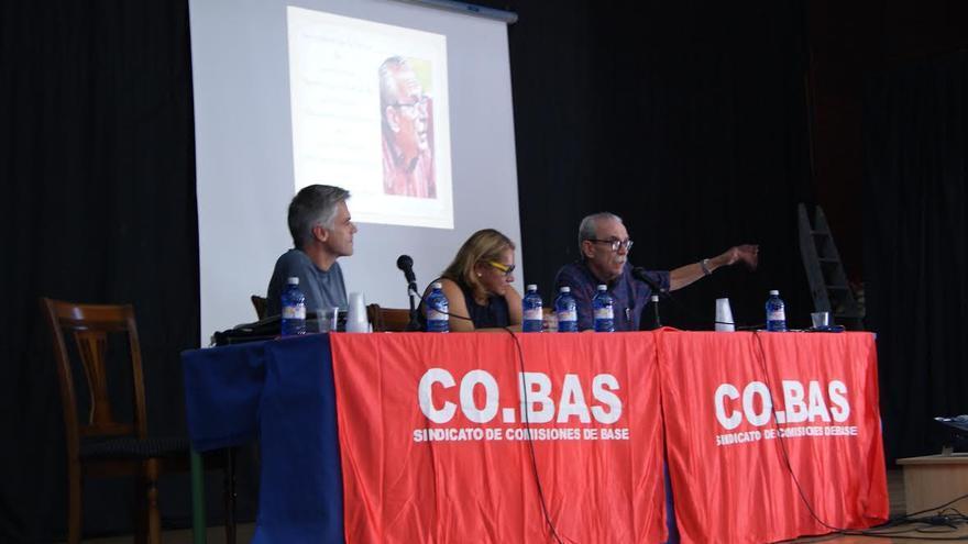 Conferencia de Co.bas Canarias