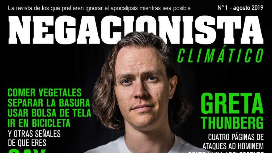 La nueva portada imaginaria del director creativo Nico Ordozgoiti