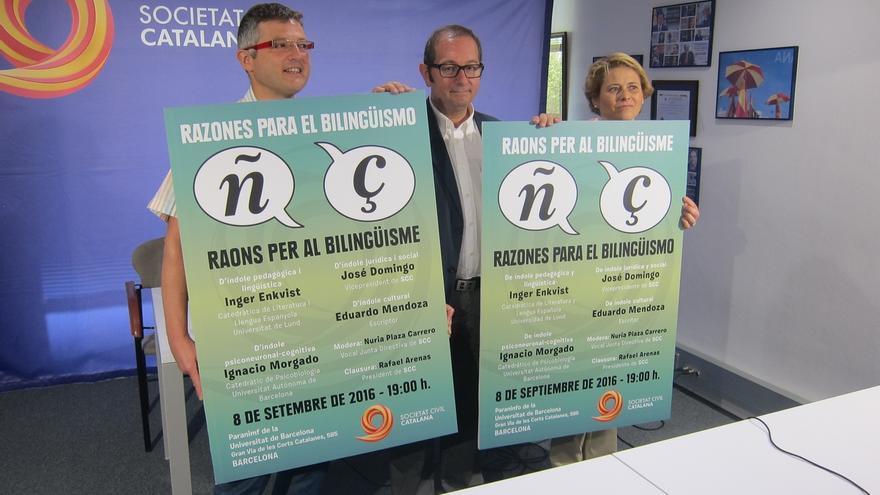 """SCC cree que el RUI denota """"desesperación de quienes no quieren alargar"""" el proceso catalán"""