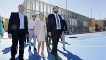 López Miras lamenta que entre los 17 ministros no haya ningún murciano