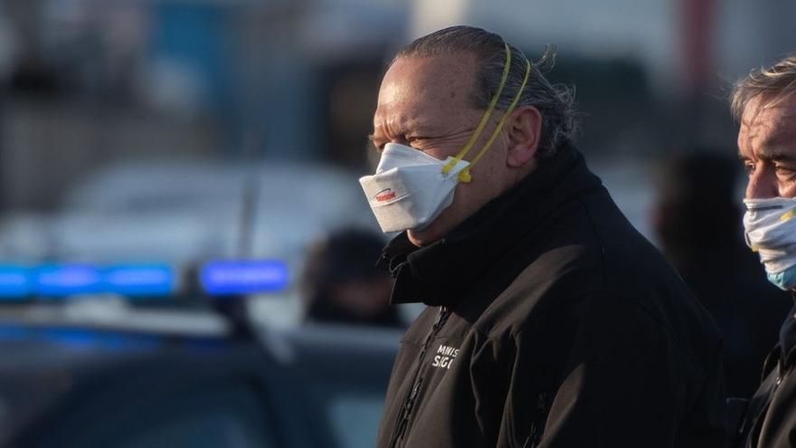 """Advertencia de Sergio Berni al Presidente: """"Hay que cerrar todo por tres semanas"""""""