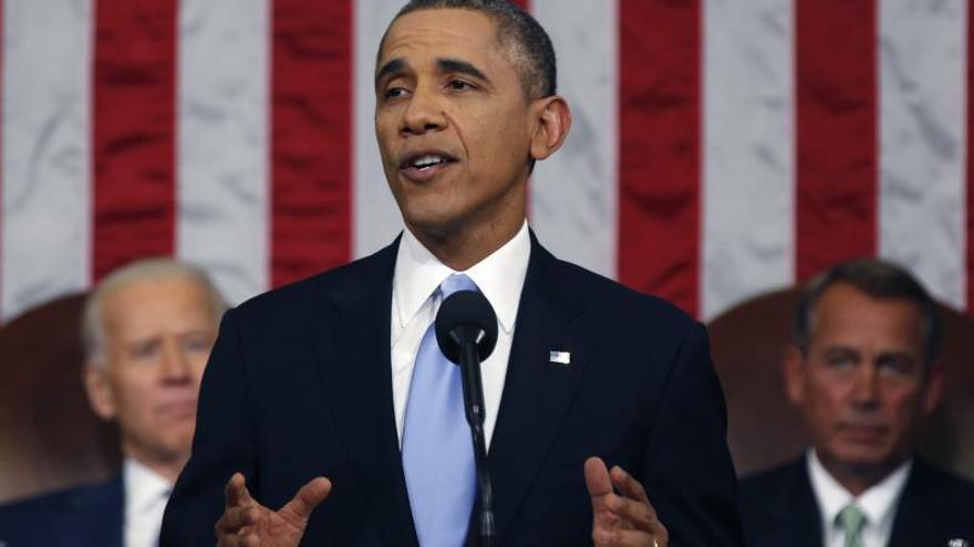 Obama urge al Congreso a aprobar la reforma migratoria este mismo año