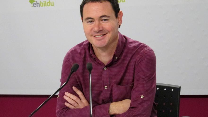 """Arraiz dice que es """"totalmente legítimo"""" tratar de lograr """"un gobierno alternativo"""" al de Maroto en Vitoria"""