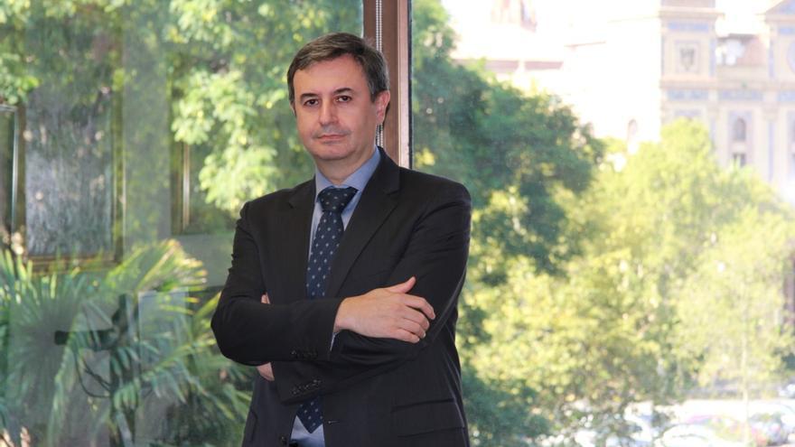Rafael Sánchez Durán,  director de Relaciones Institucionales de Endesa en Andalucía y Extremadura