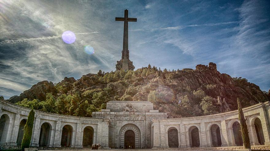 Los cuerpos de 79 cántabros yacen en el Valle de los Caídos, 35 de ellos sin identificar