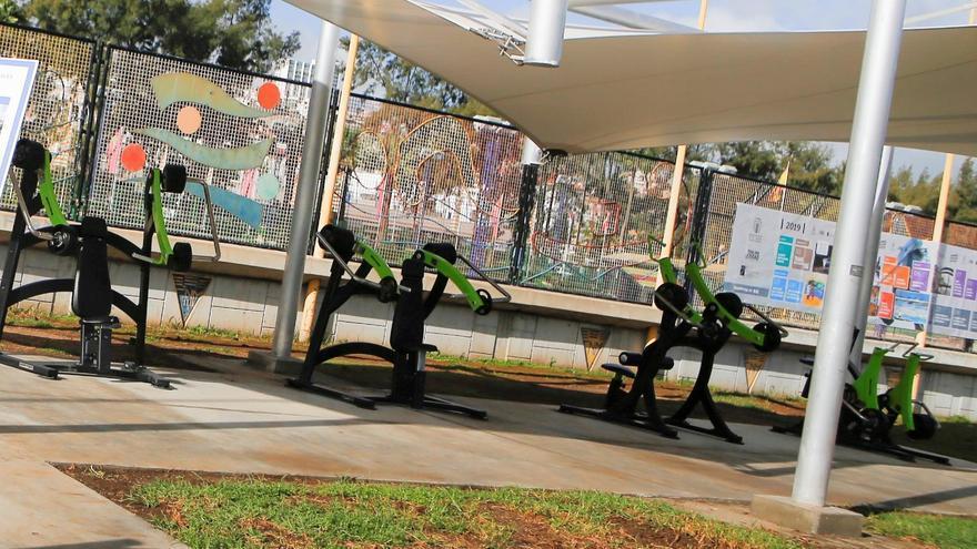 Los ayuntamientos de Telde y Las Palmas de Gran Canaria cierran parques e instalaciones deportivas por la alerta