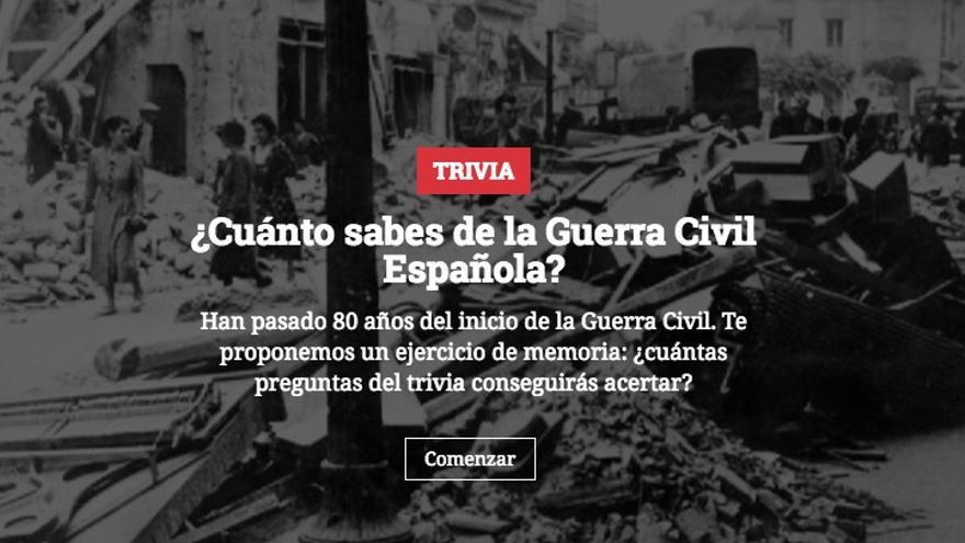 80 años de la Guerra Civil