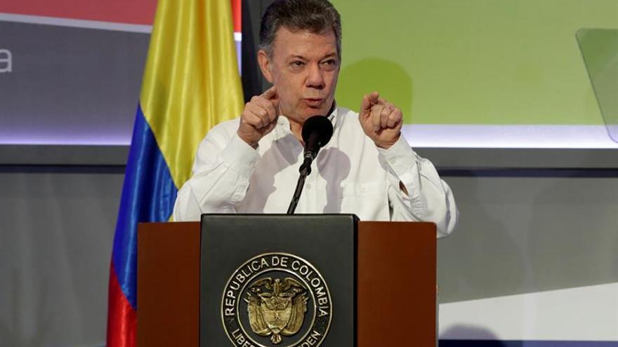 """Santos define como """"trascendentales"""" las elecciones para escoger su sucesor"""