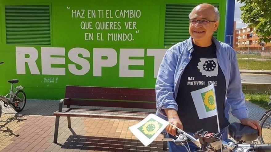 Paxti Esquembre, exalcalde 'verde' de Villena