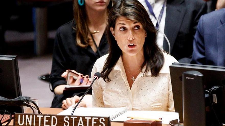 Estados Unidos e Israel piden en la ONU una respuesta internacional a Hamás