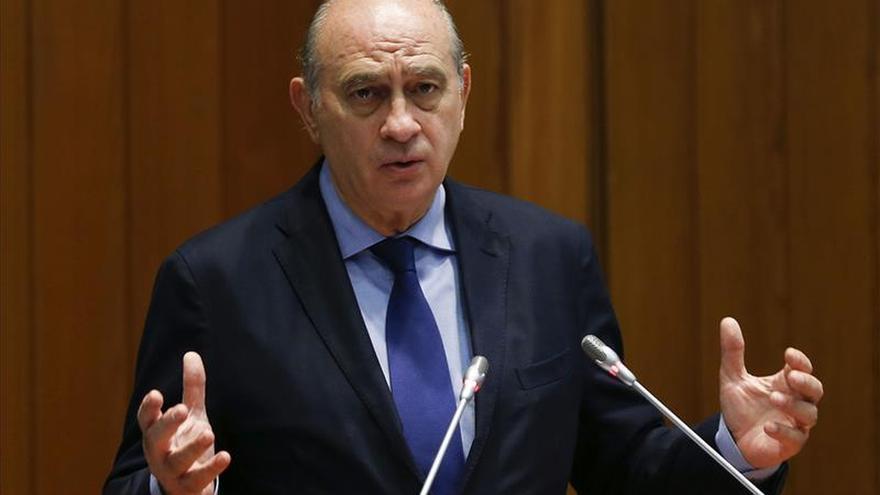 Fernández Díaz acusa a Iglesias de importarle más los verdugos que las víctimas
