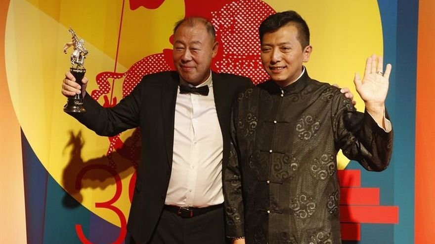 "La película china ""Crested Ibis"" gana el San Jorge de Oro de Festival Moscú"