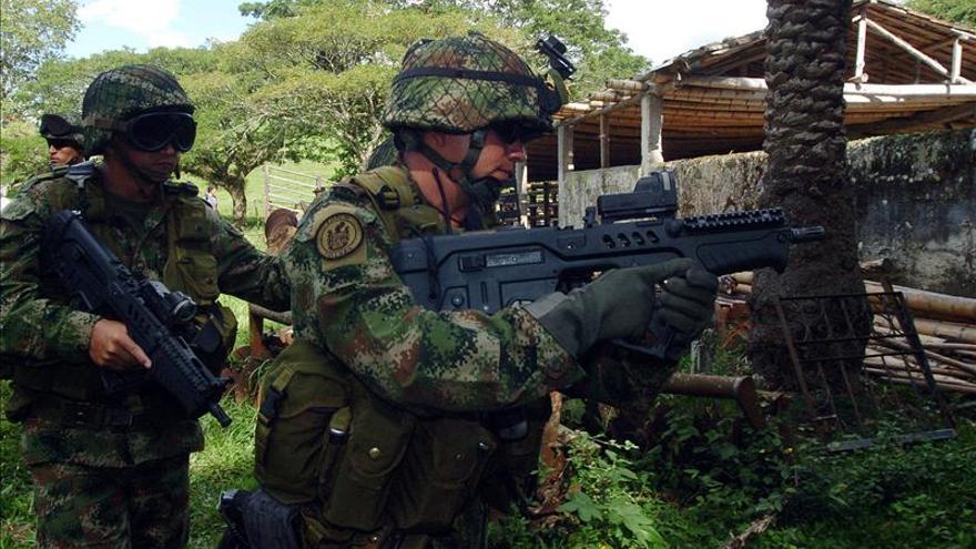 Mueren 10 guerrilleros del ELN en un operativo militar en noreste de Colombia