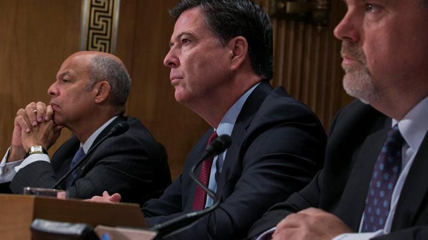 """El FBI advierte de una """"diáspora"""" de terroristas por el retroceso del EI"""