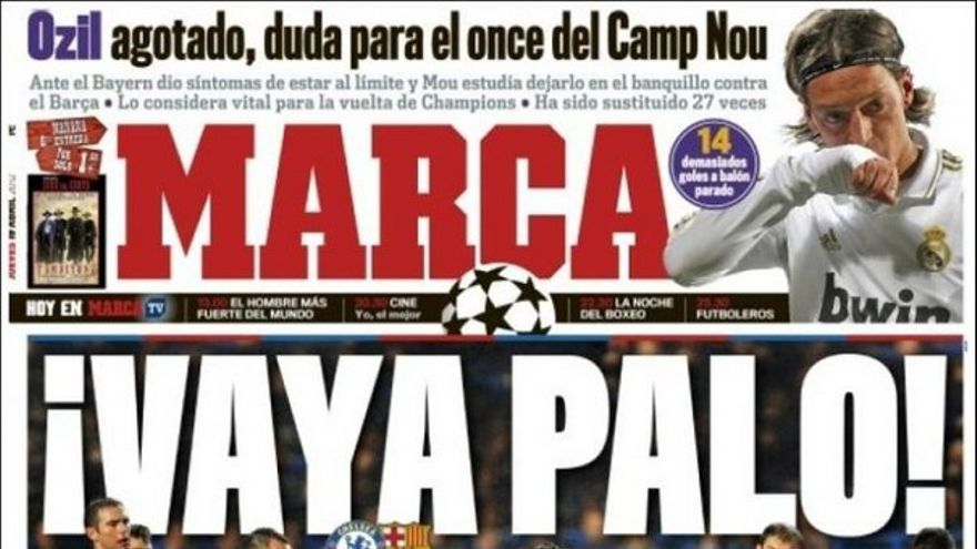 De las portadas del día (19/04/2012) #12