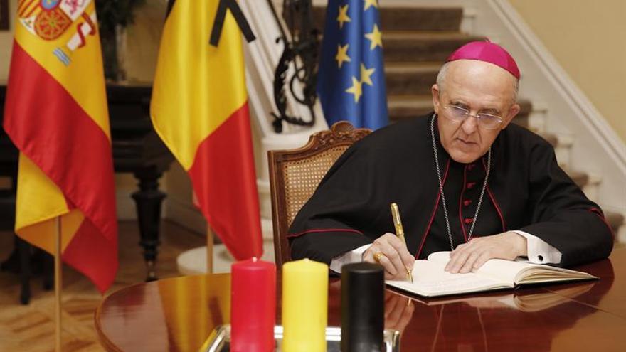 Osoro será cardenal con fidelidad absoluta al papa hasta dar la vida por él