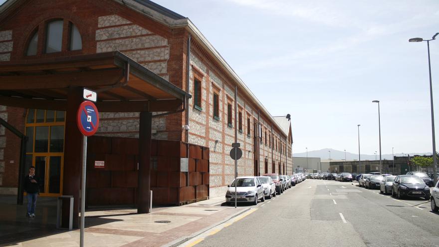 Edificio de la Biblioteca Central de Cantabria