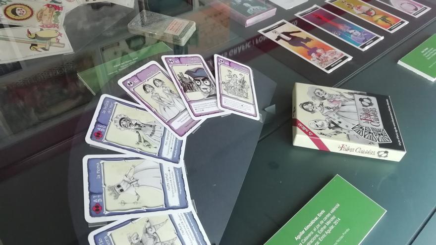'La Fallera Calavera', el joc de cartes valencià (2014).