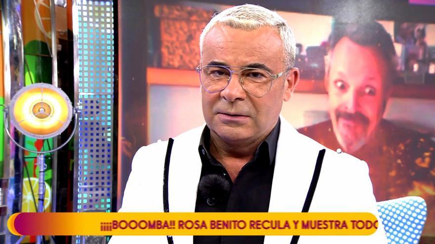 Jorge Javier, este viernes en 'Sálvame'