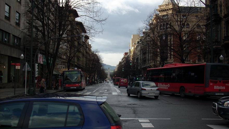 La celebración este domingo de la XXX Herri Krosa obligará a modificar la circulación en varias calles de Bilbao