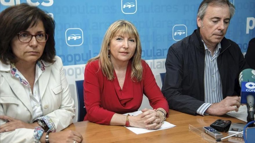 Marienna Sánchez-Jáuregui (PP) anuncia que dimitirá como alcaldesa de Ibiza